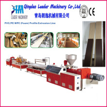 WPC Plank Flooring Extrusion Machine