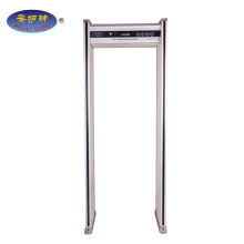 18 zone long range door frame Walk through metal detector