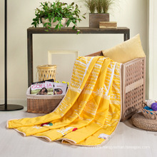 Summer Microfibre Polyester American Quilt