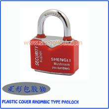 Cadenas en acier de type rhombique étanche en plastique de haute qualité
