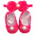 Best Price Kids Shoes Lacework Baby Dresses
