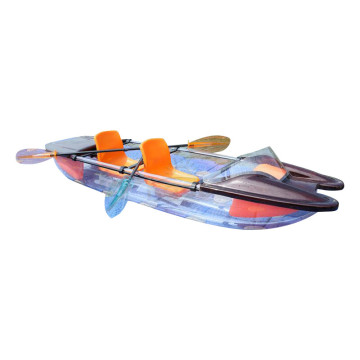 Carretilla doble de plástico Propel Carbon 2 Person Kayak
