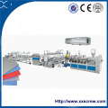 PC (policarbonato) Máquina de extrusão de folha em relevo