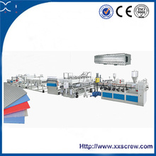 PC (Polycarbonat) Prägefolie Extruder Maschine