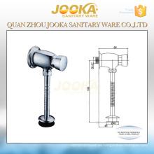 Diseño moderno urinario válvulas de descarga para inodoro