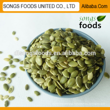 Edible Grade AA Shine Skin Pumpkin Seeds Kernel