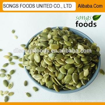 Edible Grade AA Shine Skin Pumpkin Seeds Kernel
