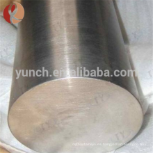 varillas de molibdeno pulidas de alta calidad del 99.95% Tzm / barra del molibdeno Luoyang / molibdeno