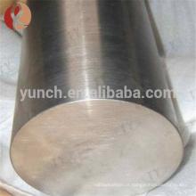 alta qualidade 99.95% Tzm hastes de molibdênio polido / moloybdenum luoyang / molibdênio bar
