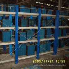 Almacenamiento de molde vertical