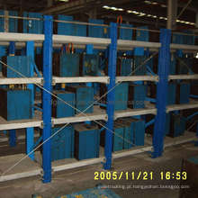 Racking vertical do armazenamento do molde