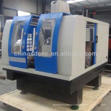Сверхмощный 3 оси CNC металла филируя машина JK-6075 с высокой точностью сервопривода