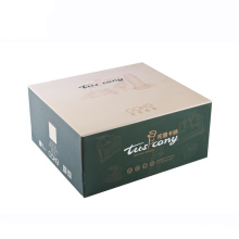 Custom Design Color Printed Shipping Box