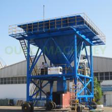 Стандартный бункер с подвижным портом для колесного типа