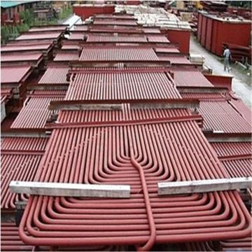 Chaudière à tambour de surchauffeur de chaudière CFB pour les aciéries