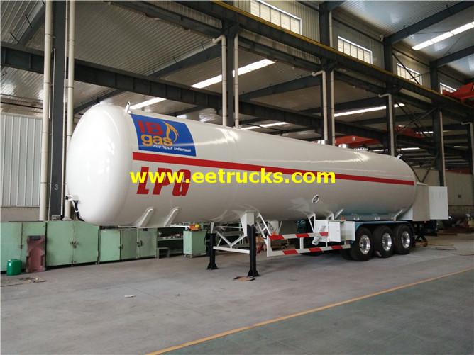 60000l LPG Tank Trailer with Pump