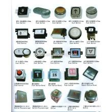 Elevaor botões / elevador peças