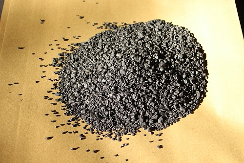 Superior soil natural graphite