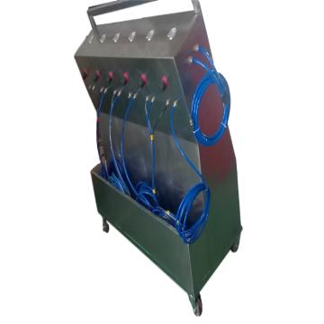 Spray Plating chrome Machine