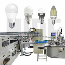 LED bulb light production assembly line