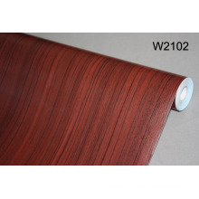 Wood Matt Wooden Grain PVC Film PVC Decorative Furniture Foil