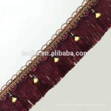 Bracelet à brosse à rideaux