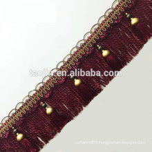Curtain Brush Tassel Fringe