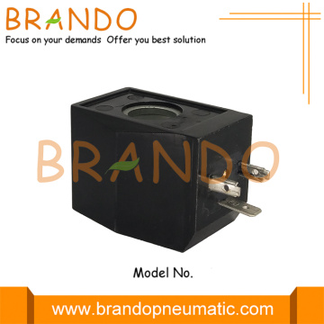 Bobina da válvula solenóide da caixa de terminais CKD Tipo AB410