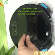 Простой очиститель контроля и пылесос робота