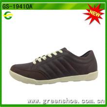 De Bonne Qualité Hommes Chaussures Casual Fabricants Chine (GS-19410)