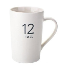 Conception de numéros Starbucks Coffee Mug