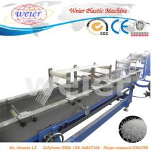 Les bons granules réutilisés efficaces de pp PE / couleur de granules Masterbatch faisant la machine