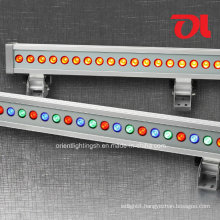 LED 12W/18W/24W/36W RGB Linear Wall Washer