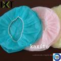 Descartável Bouffant Cap Ready Made Fornecedor para Proteção Médica Hotel e Indústria Kxt-Bc01
