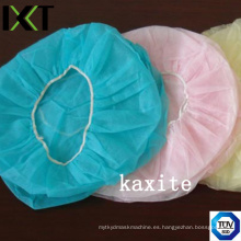 Desechables Bouffant Cap Ready Made Proveedor Kxt-Bc13