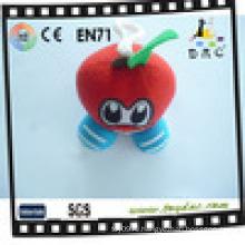 Фруктовая игрушка Плюшевые игрушки Apple, Индивидуальные игрушки, SGS / BV Factory Audit
