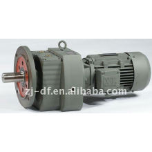 DOFINE RF Inline helical geared motor