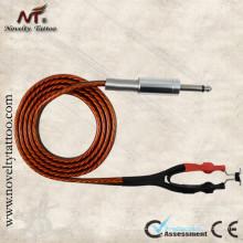 N1006-37 tatuaje de la máquina de alimentación cable adaptador de cable de 1,8 m de largo