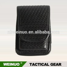 High quality police/military leather pouch