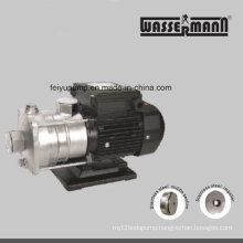 Electric Multistage Stainless Steel Horizontal Centrifugal Water Pumps