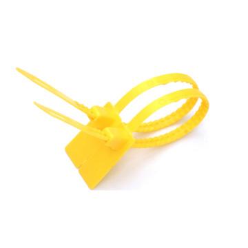 Joint de sécurité (JY330), joints robustes avec panneau d'écriture