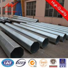 Poteau en acier galvanisé multi côté 27.5m 15kn
