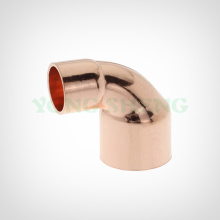 Copper Endfeed Reducer Elbow