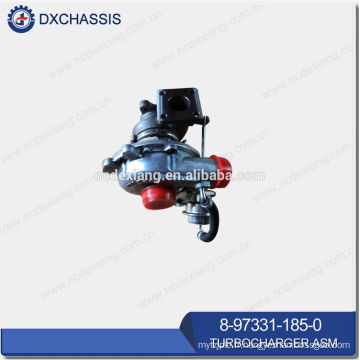 Véritable turbocompresseur NPR 4JB1T Asm 8-97331-185-0