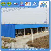 Easy build superior product reliable steel structure car garage