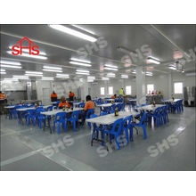 Container Temporary Mess / Prefab Dining House / Modular Cateen (shs-mh-kitchen002)