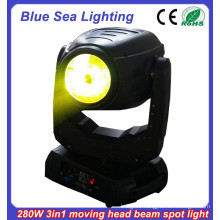 3in1 Stage light new 10r 280 beam moving head light