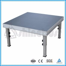 Light Weight aluminium New design exhibition outdoor mobile stage for exhibition show
