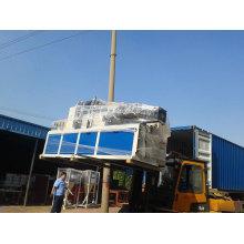 Kunststoff PVC Pulver Compounding Granulator