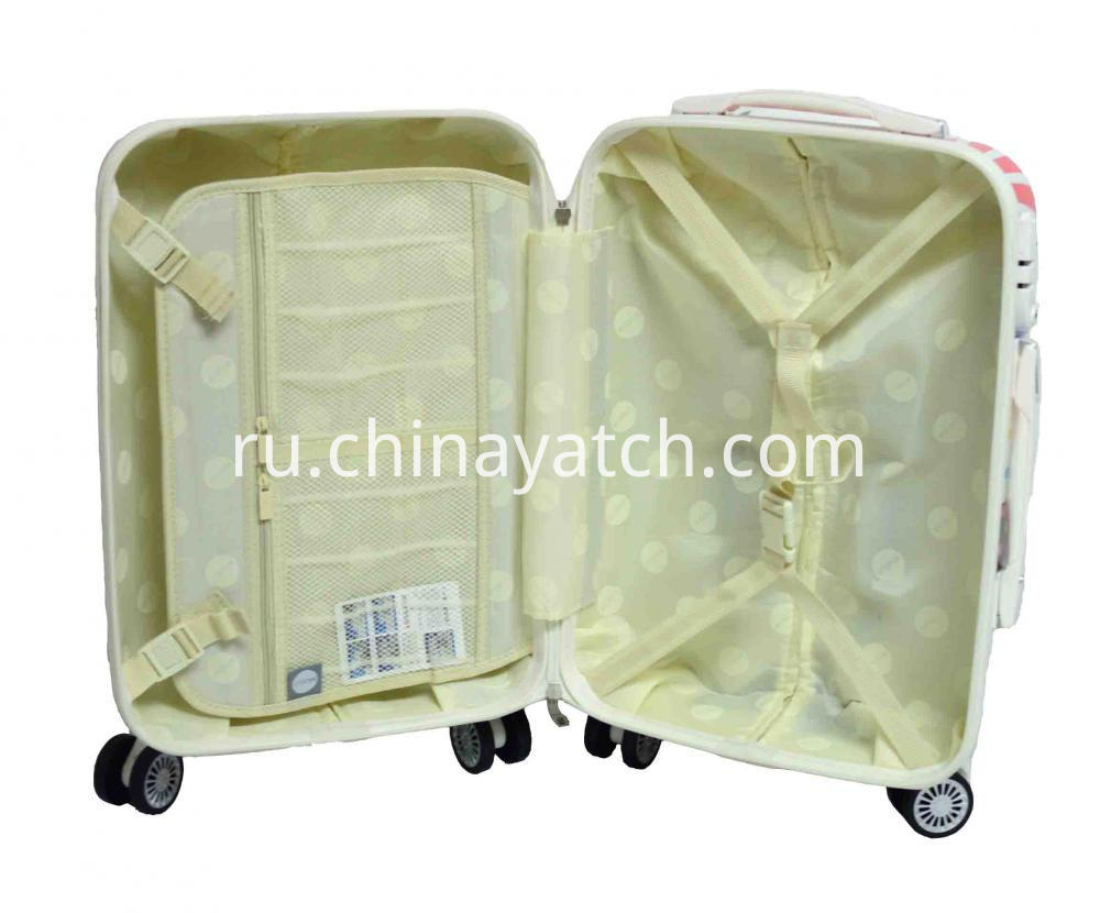 Airplane Wheeled Luggage Set